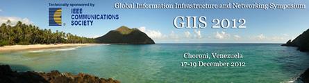 19 dicembre 2012 – Presentazione a GIIS 2012