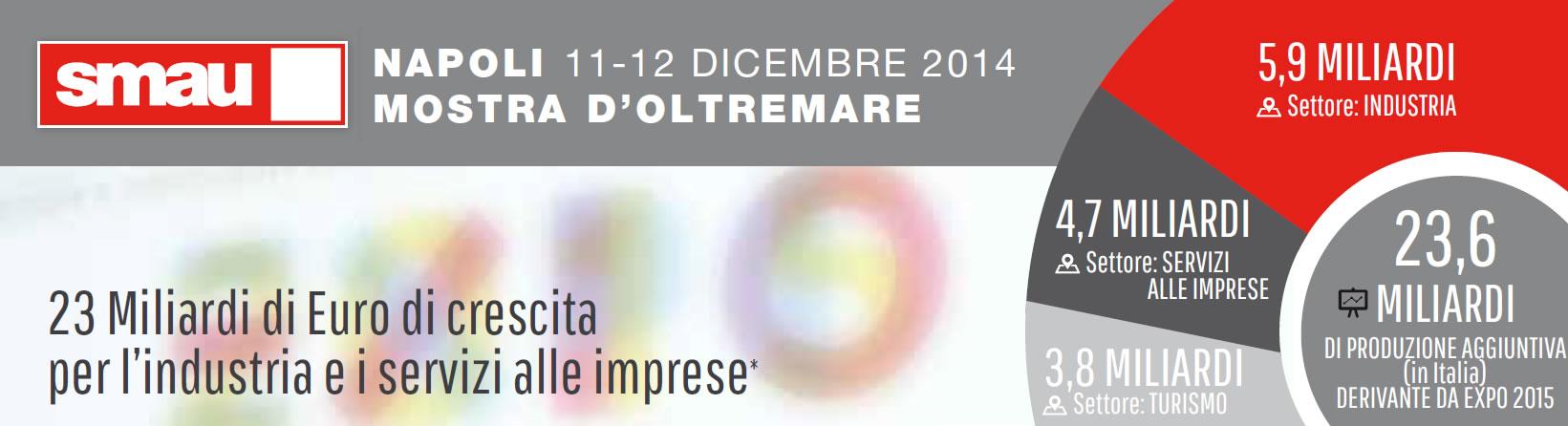 SMAU – Napoli 11-12 dicembre 2014