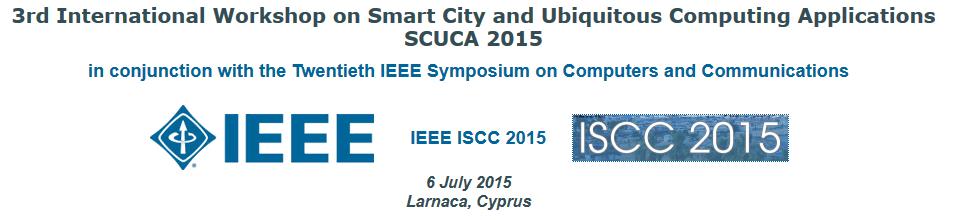 ISCC 2015, 6-9 Luglio 2015, Cipro